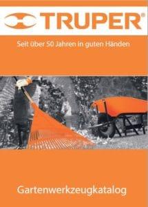 TRUPER Katalog 2019 Gartenwerkzeuge für den Profi